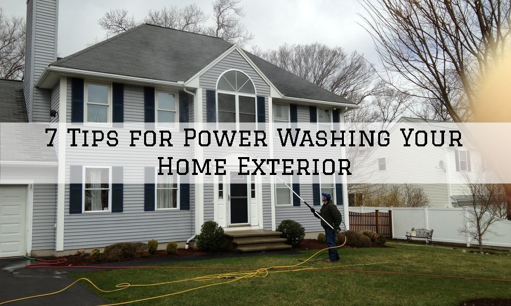 11-04-2021 Eason Painting Romeo MI Tips For Power Washing Your Home Exterior