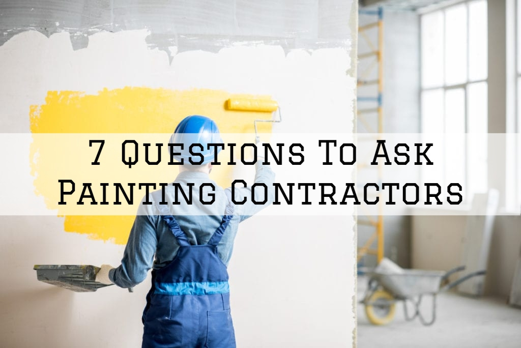18-05-2021 Eason Painting Washington MI Questions To Ask Painting Contractors