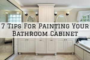18-09-2021 Eason Painting Rochester MI tips for painting your bathroom cabinet