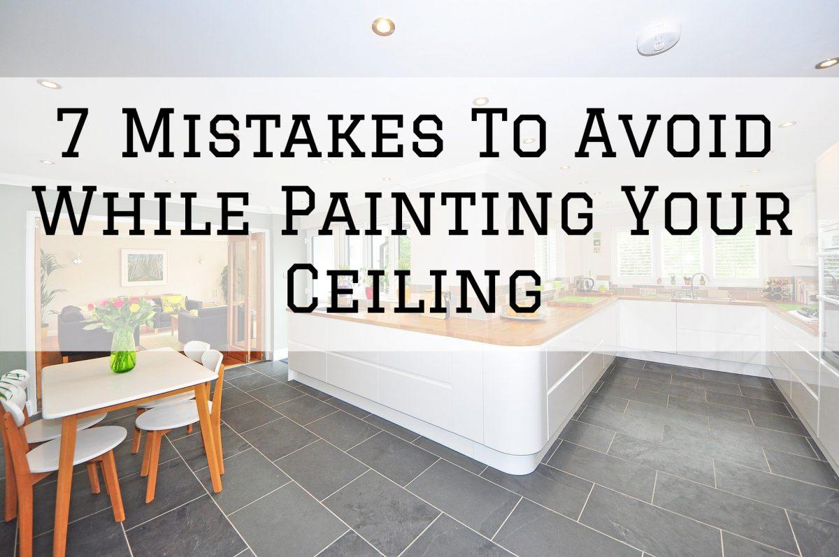 2021-02-18 Eason Painting Washington MI Painting Ceiling Mistakes