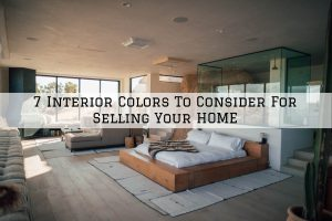 25-03-2021 Eason Painting Romeo MI Interior Colors To Consider For Selling Your Home