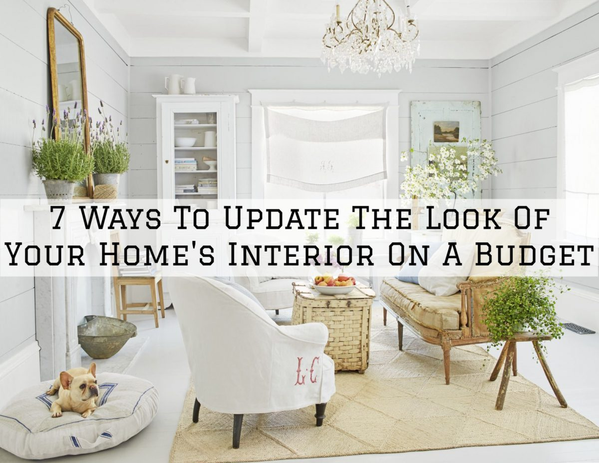 25-09-2021 Eason Painting Romeo MI ways to update your home's interior on a budget