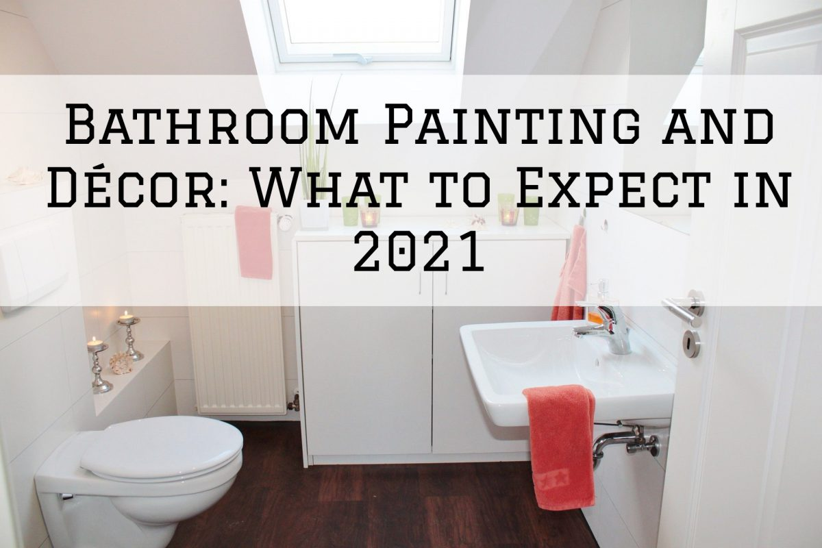 Eason Painting Richmond MI Bathroom Painting 2021