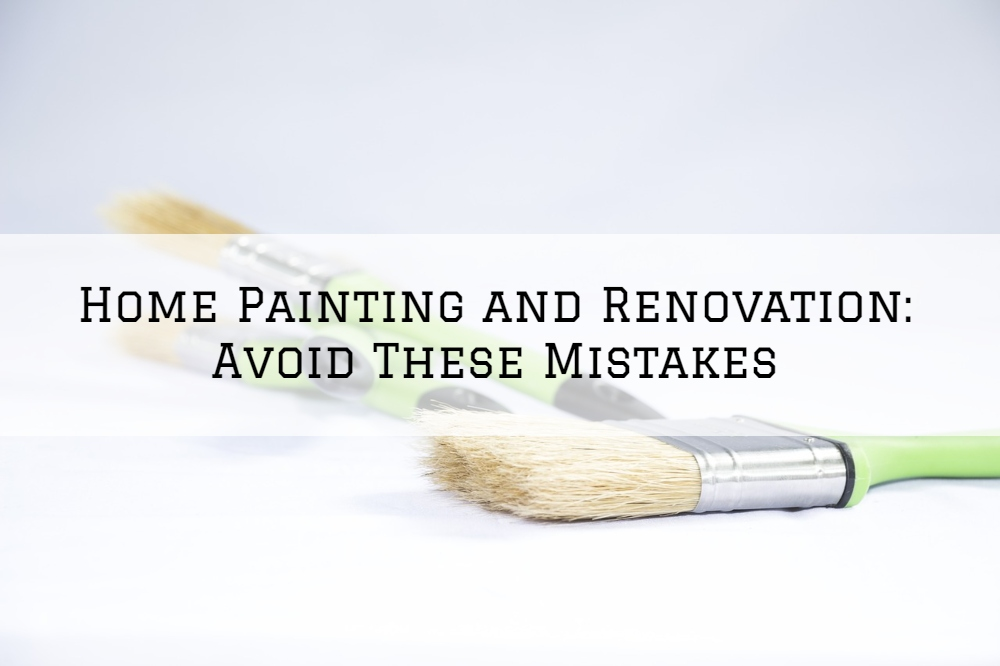 Home Painting and Renovation Romeo, MI_ Avoid These Mistakes