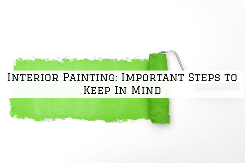 Interior Painting Richmond, MI_ Important Steps to Keep In Mind