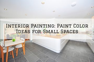 Interior Painting Richmond, MI_ Paint Color Ideas for Small Spaces