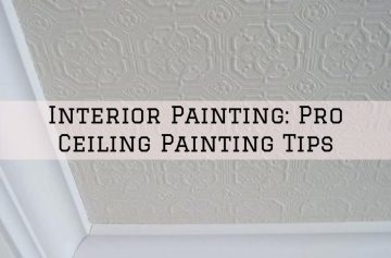 Interior Painting Shelby Township: Pro Ceiling Painting Tips