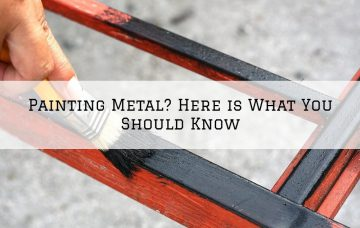 Painting Metal in Washington, MI_ Here is What You Should Know