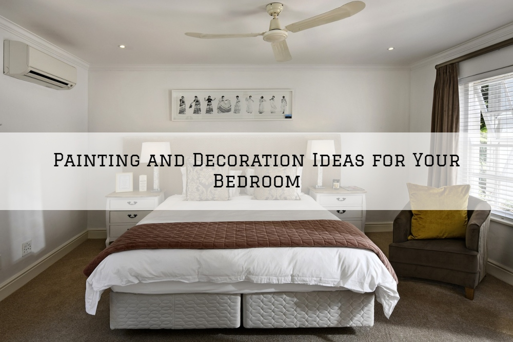 Painting and Decoration Ideas for Your Bedroom in Washington, MI