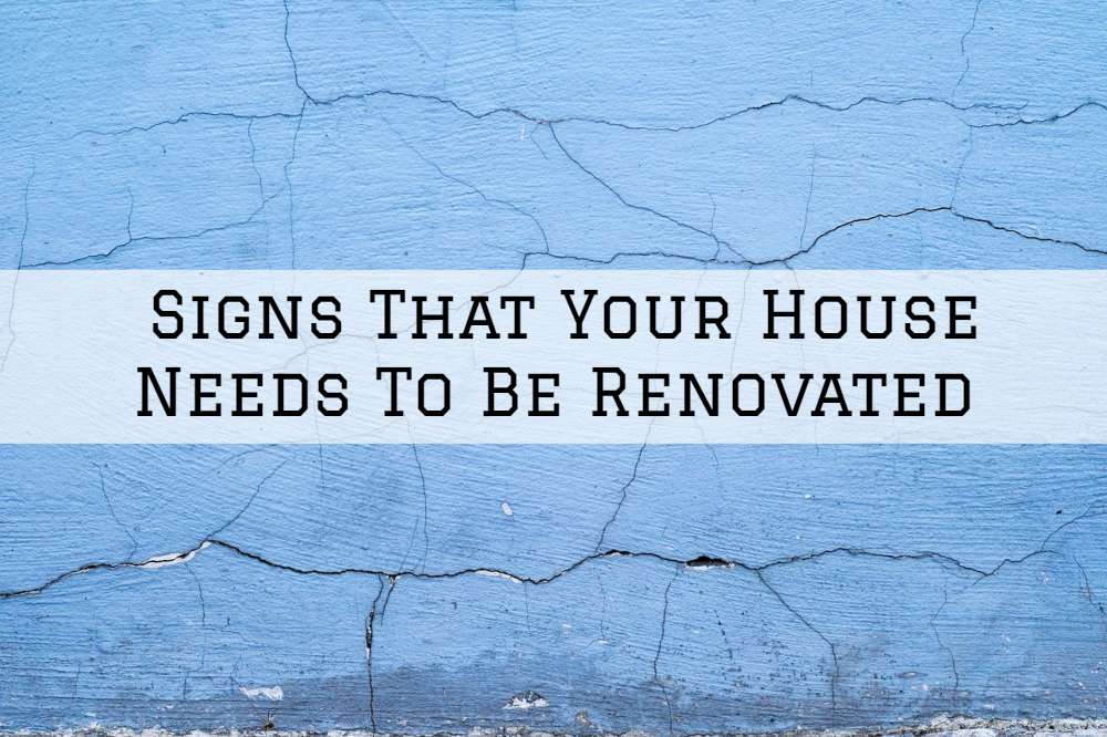 Signs That Your House in Macomb Twp. Needs To Be Renovated